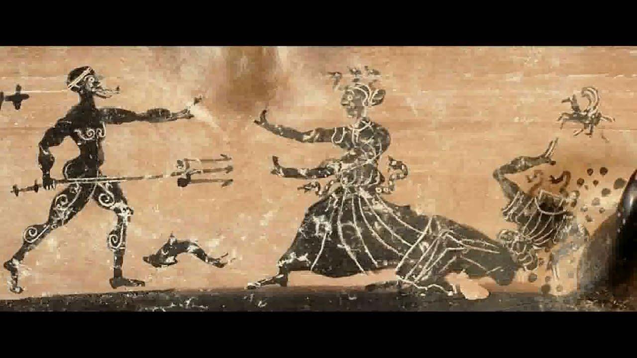 Miti greci la storia di pegaso youtube - Mitologia greca mitologia cavallo uomo ...