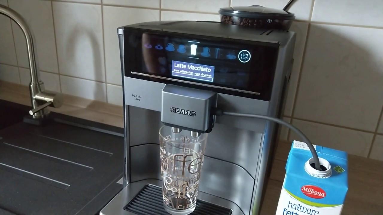 siemens einbau kaffeevollautomat test wohn design. Black Bedroom Furniture Sets. Home Design Ideas