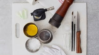 THE FOOD STYLING TOOLS