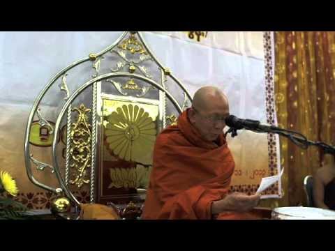 Dhamma Bayri Sayadaw Day-2 Q & A  Singapore