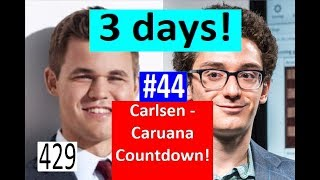 3 days to Carlsen-Caruana! ¦ One Queen Too Many!
