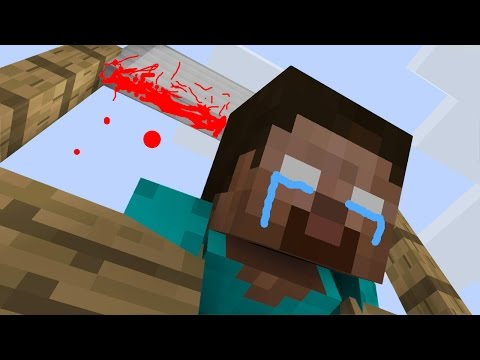 Herobrine Life - Zombie Life - Minecraft Top 5 Life Animations