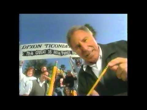 Great Ticonderoga Pencil Race with Lee Corso