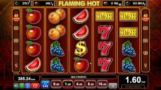 40 FLAMING HOT -JACKPOT CARDS SI 5 DAZZLING HOT NETBET EP.283