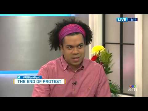 """Micah White interviewed by Marci Ien on CTV's """"Canada AM"""""""