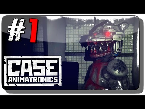 CASE: Animatronics Прохождение на русском #1 ● ИНДИ ХОРРОР