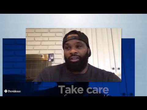 Tyron Woodley - What little things do you do daily to protect your mental health?