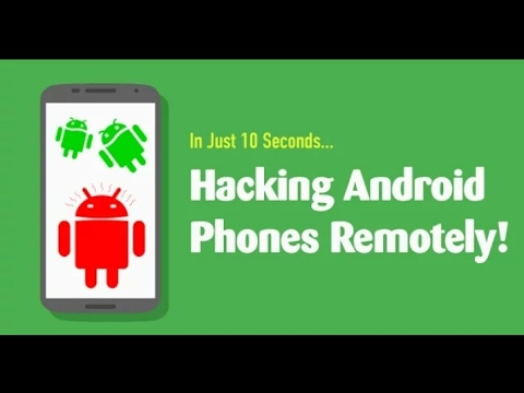 How to Hack android phone Remotely | must watch