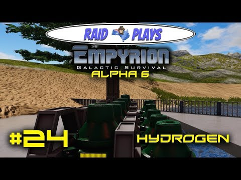 "Empyrion Alpha 6 - #24 - ""Hydrogen"" - Empyrion Galactic Survival Gameplay Let's Play"
