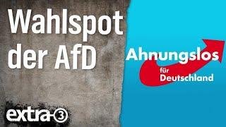 Wahlspot der AfD