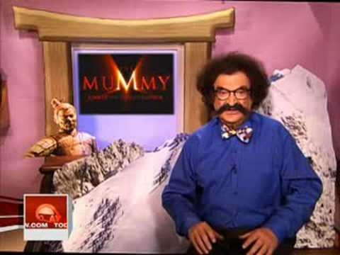 Download The Mummy: Tomb of the Dragon Emperor Gene Shalit review