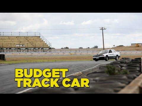 Budget Track Car