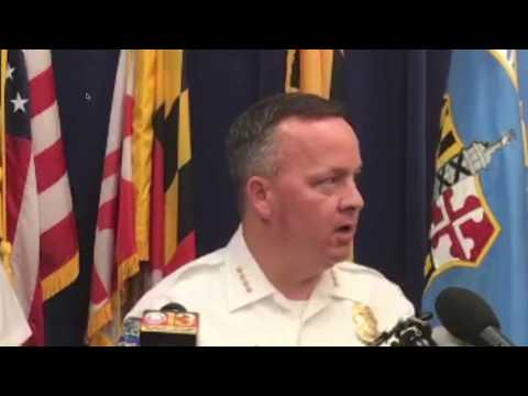 Baltimore police investigating integrity of drug arrest
