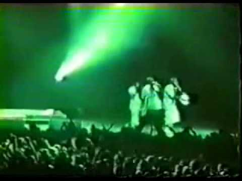 Old School Three 6 Mafia Live Concert Part (Part 1/4) (HypnotizedCamp.Net)