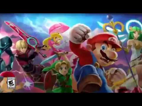 Smash Ultimate Official Trailer but with September by Earth, Wind and Fire