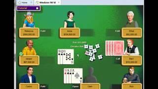 Hoyle Casino 1999 - Omaha Hold Em (3/5)