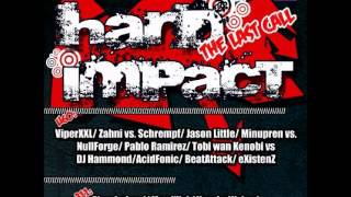 Pablo Ramirez @ Hard Impact - The Last Call U60311