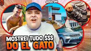 MOSTREI TODAS AS RIQUEZAS DO EL GATO!!! - MAUMAUZK