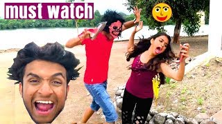Must Watch New Funny😂 😂Comedy Videos - Episode-3 .by Dhaval Domadiya - GujjuTolki.