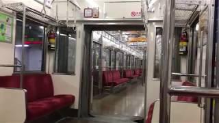 東急8500系 8606F 中央林間~南町田 走行音 乗車動画