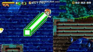 Freedom Planet Gameplay: Aqua Tunnel (ft. the Custom Music)