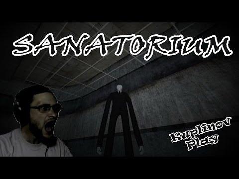Slender Sanatorium Прохождение ► НЕЧЕСТНЫЙ СЛЕНДЕР! ► ИНДИ-ХОРРОР