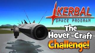 KSP - Infinite Range/No Fuel HoverCraft - YouRepeat