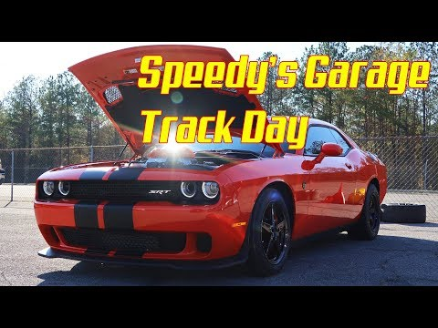 Speedy's Garage Track Day