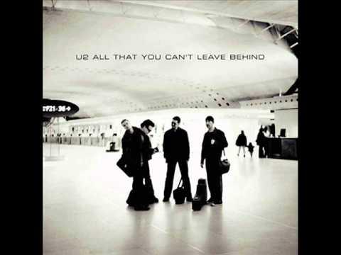 U2 - Kite (Lyrics Provided)