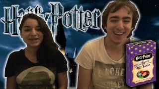 Défi bonbons Harry Potter avec ma sœur - Extra 8