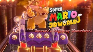 Super Mario 3D World: Bowser