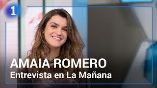 Entrevista a Amaia en La Mañana de La 1 (Segunda parte) | OT 2017