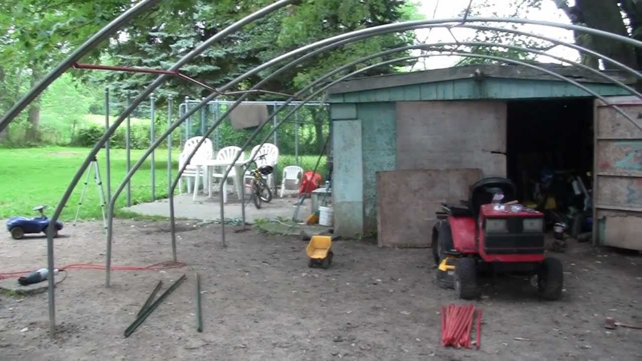 Shed Construction Cost