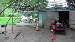 How To Build A Cheap Garage Part 1.mp4