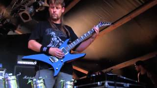 Fleshless - Screaming of Decapitated - Live at MehSuff Metalfestival 2011