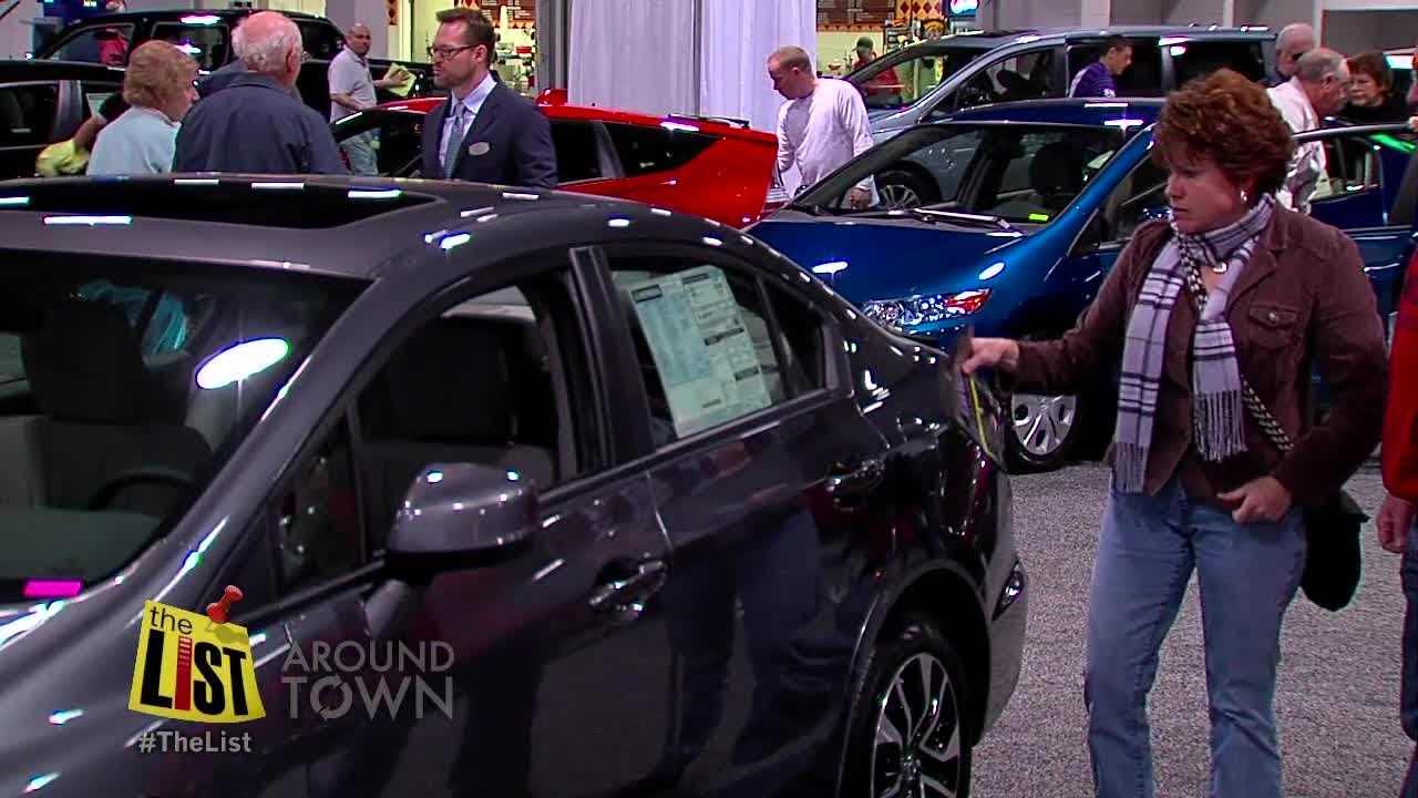 Take A Look Around The Cincinnati Auto Expo YouTube - Car show in cincinnati this weekend