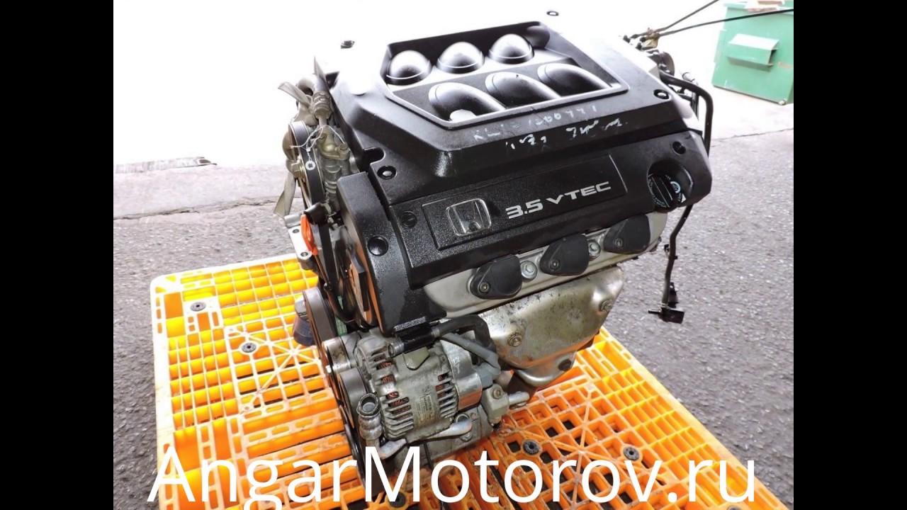 Двигатель Акура ЗДХ 3.7 Купить Двигатель Acura ZDX 3.7 J37A5 (j37 a5, j37a 5) 2009-2013