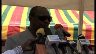 Président Alpha CONDE: Appel à l'unité (Conakry, 20 avril 2013 Guinée)