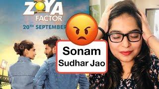 The Zoya Factor Movie REVIEW | Deeksha Sharma