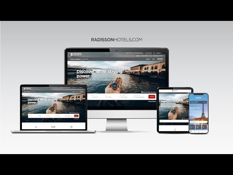 Radisson Hotel Group launches new digital presence
