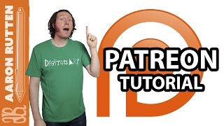 How to Support my Channel with Patreon - Patreon Tutorial (Part 1/2)