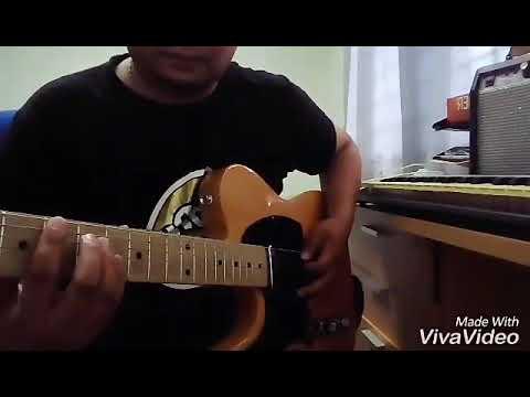 Pengerindu Aku Enda Bebagi - Taju Remaong (Cover) Guitar