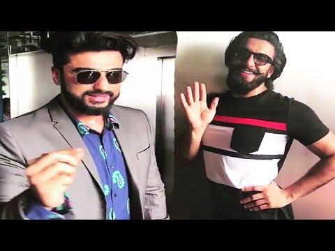 Ranveer Singh And Arjun Kapoor GAY Comedy | Half Girlfriend Promotion!
