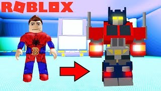 transformerVIREI a TRANSFORMERS ROBOT 6 on ROBLOX