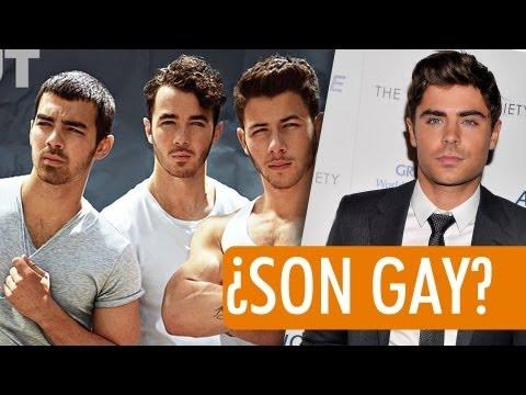 Zac Efron Y Los Jonas Brothers Aclaran Rumores De Ser GAY!
