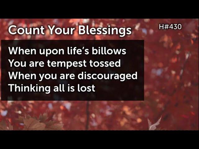 Sunday Worship Service - November 29th, 2020
