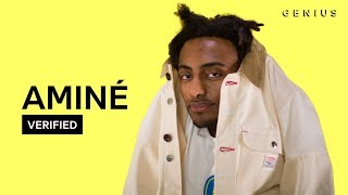 """Aminé """"Spice Girl"""" Official Lyrics & Meaning 