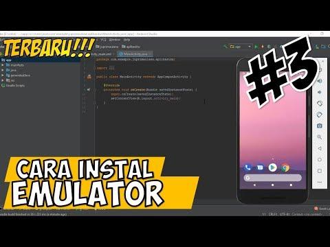 Cara Instal Emulator Android Studio | Reskin #3