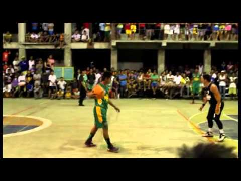 Cong. Manny Pacquiao Southern Leyte Basketball Cup Game 2 Part 2