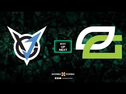 VG.J Storm vs Optic Gaming Game 1 (BO2) l China Dota2 Supermajor - NA Qualifier